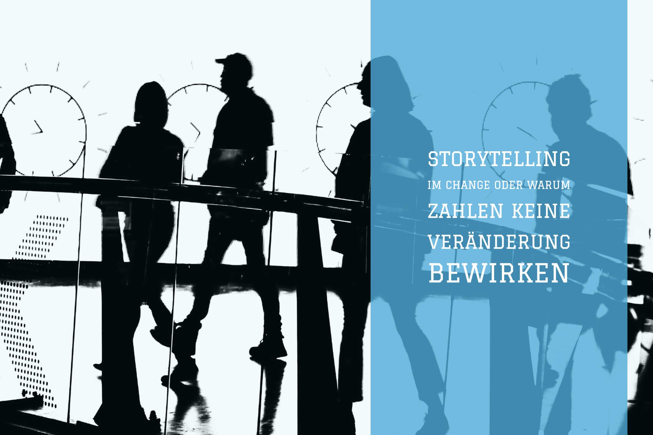 Storytelling im Change